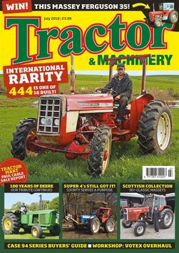 Tractor & Machinery screenshot 5
