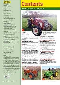 Tractor & Machinery screenshot 13