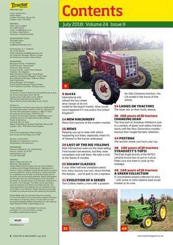 Tractor & Machinery screenshot 3