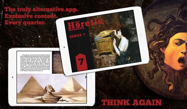 the heretic magazine apk تحميل مجاني الأخبار والمجلات تطبيق