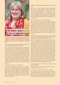 Transliving Magazine screenshot 8