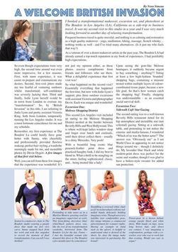 Transliving Magazine screenshot 2