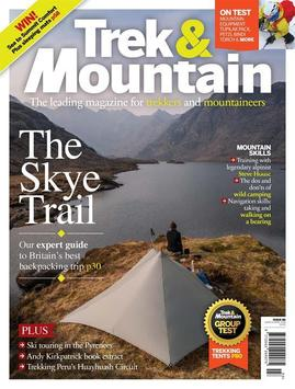 Trek & Mountain poster