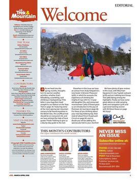 Trek & Mountain apk screenshot