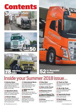 Trucking Magazine apk screenshot