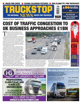 Truckstop News poster