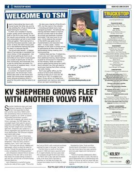 Truckstop News apk screenshot