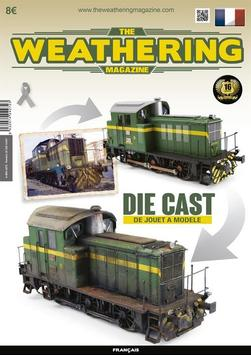 The Weathering Magazine French poster