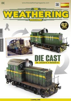 The Weathering Mag Spanish poster