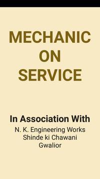 MechanicOnService poster