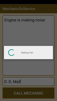 MechanicOnService screenshot 4