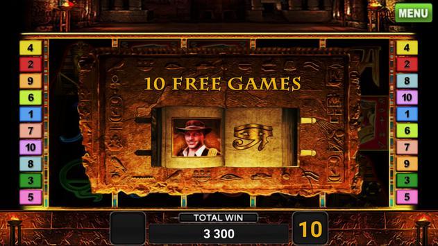 Book of Ra Slots screenshot 4