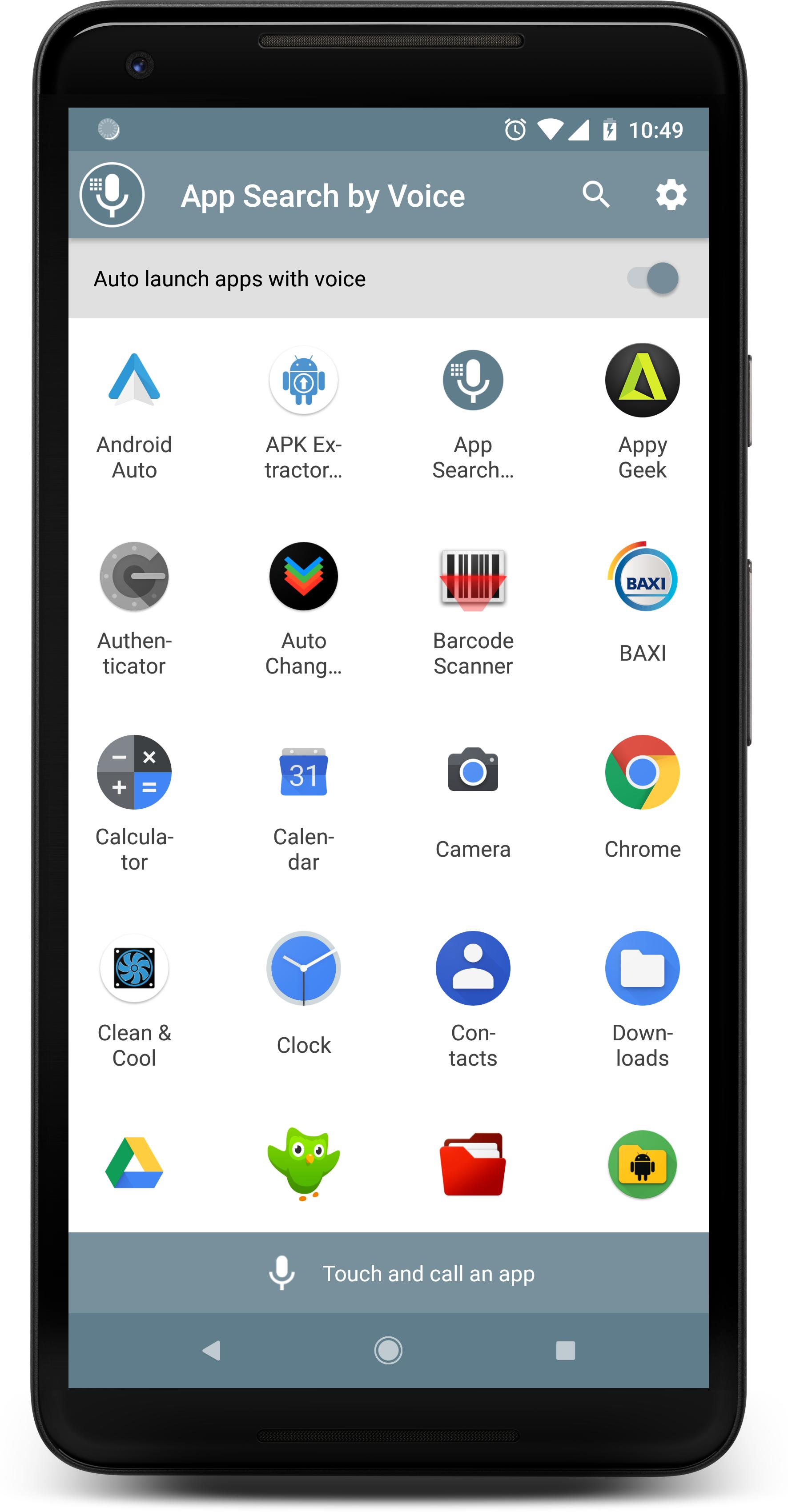 APP SEARCH BY VOICE for Android - APK Download