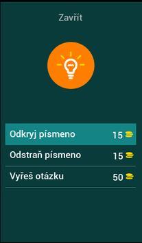 Česko-kvíz apk screenshot