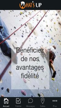 WhatsUp Climb poster