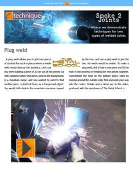 Weldcrafts Magazine apk screenshot