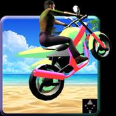 Moto Rider 🏍 Stunt Race 3D icon