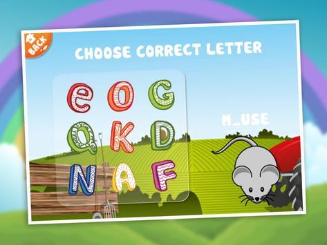 Kids Learn Alphabet ABC Baby screenshot 8