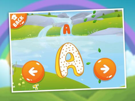 Kids Learn Alphabet ABC Baby screenshot 9