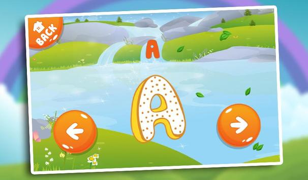 Kids Learn Alphabet ABC Baby screenshot 13