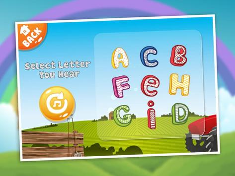 Kids Learn Alphabet ABC Baby screenshot 1