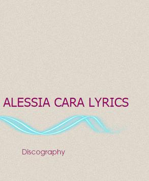 All Alessia Cara Lyrics poster