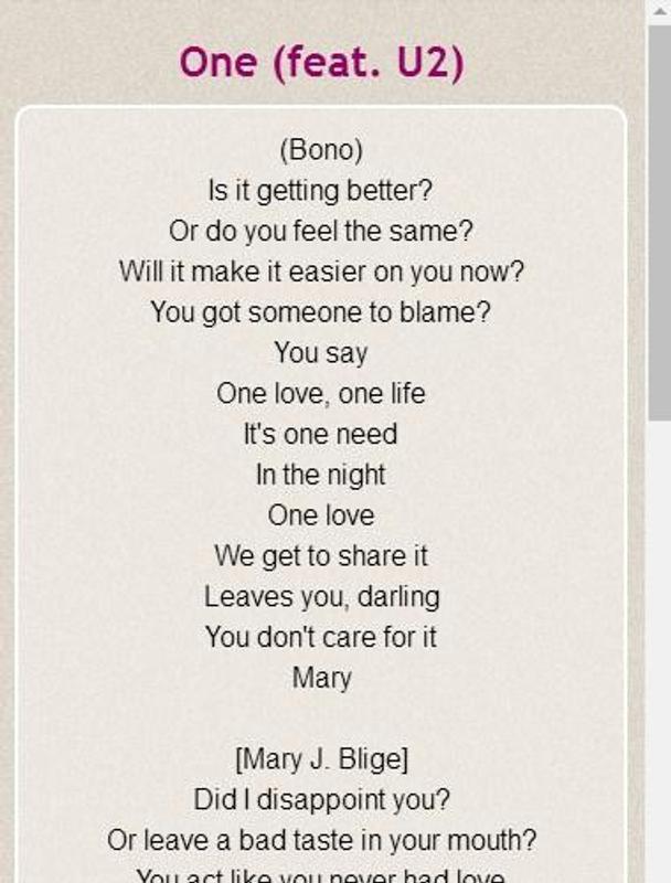 Mary j blige lyrics apk baixar grtis entretenimento aplicativo mary j blige lyrics apk imagem de tela stopboris Gallery