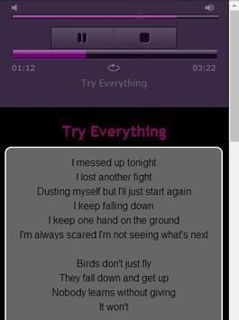 All Shakira Lyrics apk screenshot