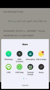 Doa Harian Muslim apk screenshot