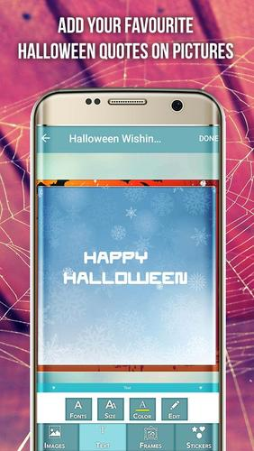 Halloween Wishing Card for Android - APK Download