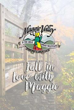 Maggie Valley Guide poster