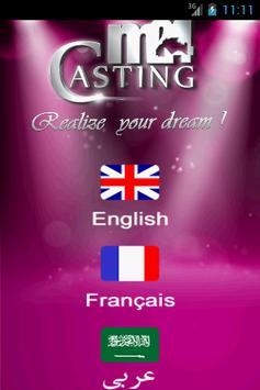 M24 Casting poster