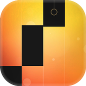 Files Theme - The X - Piano Magic Game icon