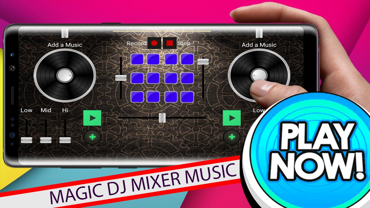 Magic Dj Mixer - Virtual Dj App for Android - APK Download