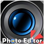 Camera Photo Editor Pro icon