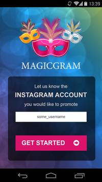 MagicGram - Get Followers ポスター