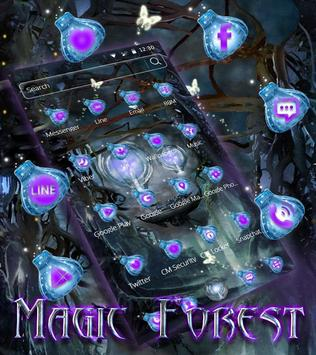Magical Forest Discovery Theme poster