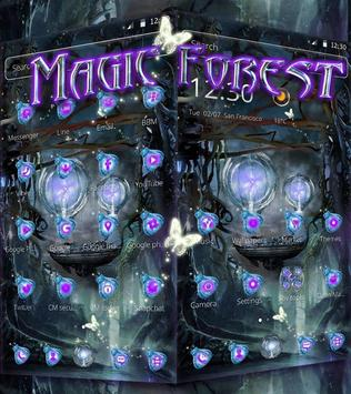 Magical Forest Discovery Theme screenshot 1