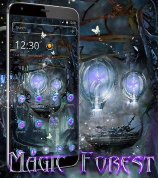 Magical Forest Discovery Theme apk screenshot