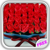 Love Red Roses Live Wallpaper icon