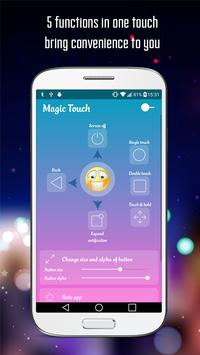 Assistive Magic Touch – Assistive Button poster