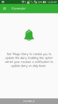 Password Lock🗝️Personal✍️ Magic💫⭐ Diary📕 - 2018 screenshot 6