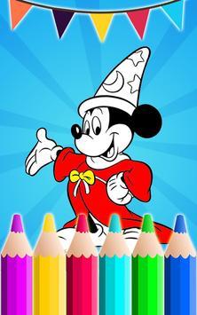 Magic Coloring Book kingdoms poster