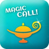 Magic Call - Funny sms & Calls icon
