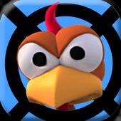 Shotgun Chickens Hunter icon