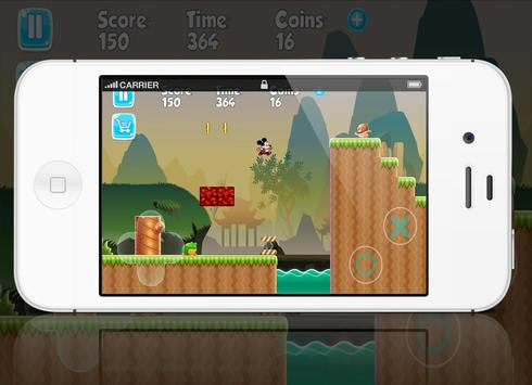 Mickey Magical Quest Adventure screenshot 12
