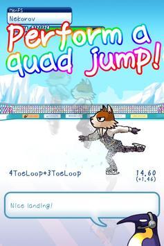 FigureSkatingAnimals apk screenshot