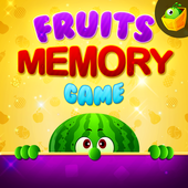 Fruits Memory Match Game icon
