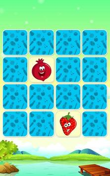 Fruits Memory Match Game poster