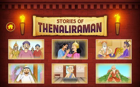 Top 20 Stories Of Tenali Raman screenshot 7